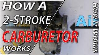 How A 2-stroke Carburetor Works   Fix Your Dirt Bike.com