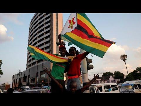 BREAKING - Zimbabwe: President Robert Mugabe resigns as president