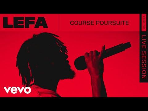 Youtube: Lefa – Course Poursuite (Live) | ROUNDS | Vevo