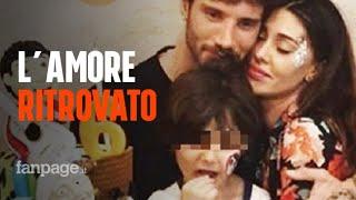Belen Rodriguez e Stefano De Martino, la famiglia è riunita: la foto sui social con Santiago
