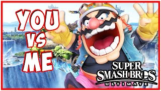 Super Smash Bros. Ultimate - You vs. Me! Live Sub Matches!