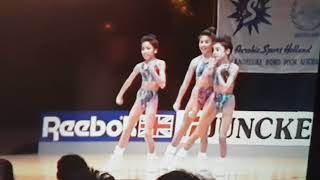 Video NK Aerobics - Team Total Workout - Jeugd 1993 download MP3, 3GP, MP4, WEBM, AVI, FLV Oktober 2018