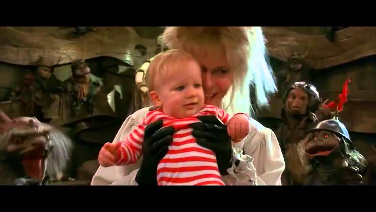 David Bowie - Labyrinth - Magic Dance - YouTube