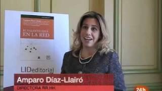 El talento esta en la red Amparo Diaz Llairo TVE Canal 24 horas