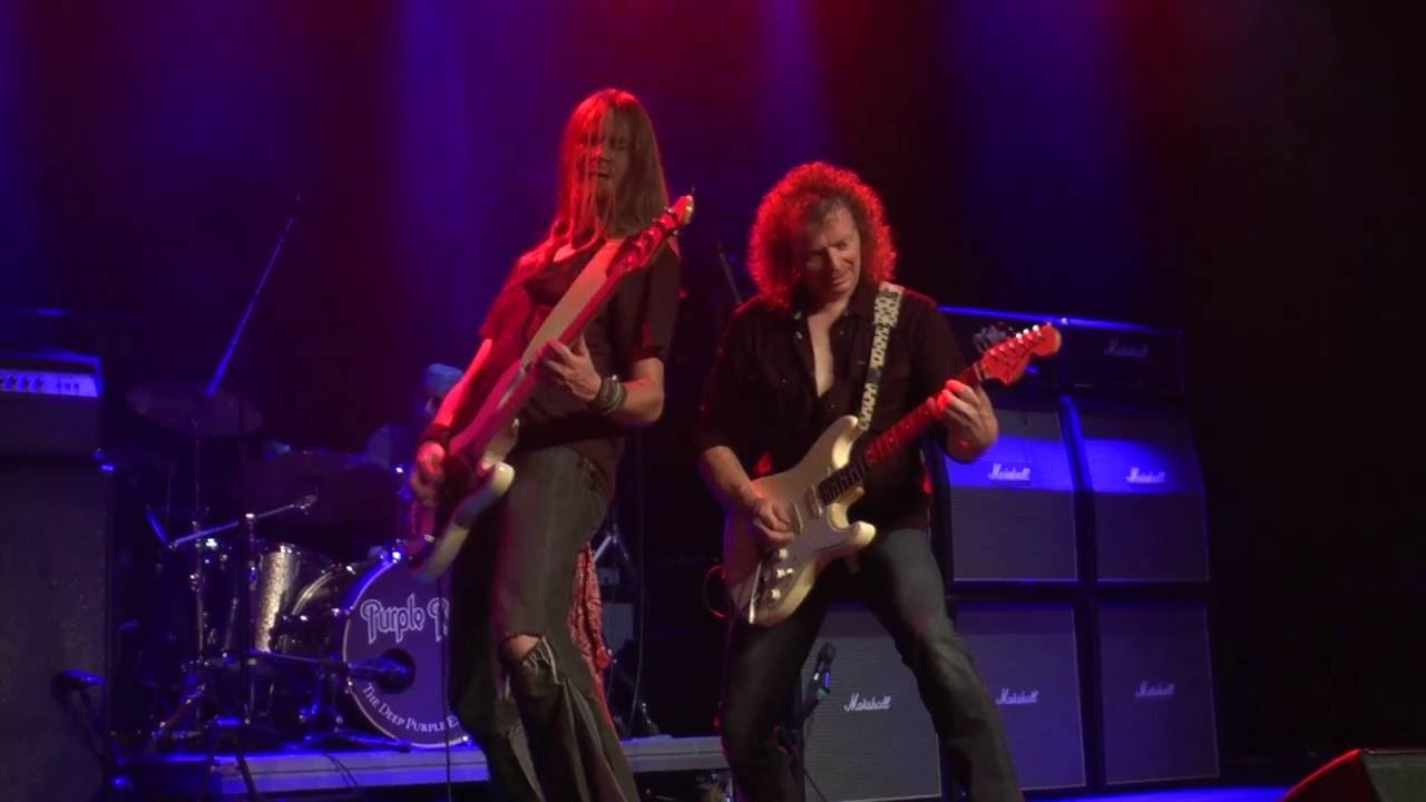 Deep Purple - Highway Star (by Purple Rising)