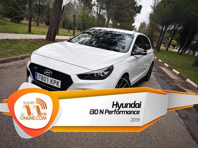 Hyundai i30N Performance 2019 / Al volante / Prueba dinámica / Review / Supermotoronline.com