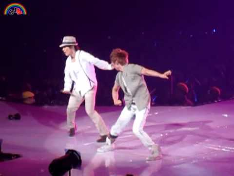 20100320 Super Show II in Malaysia - Donghae's solo Beautiful