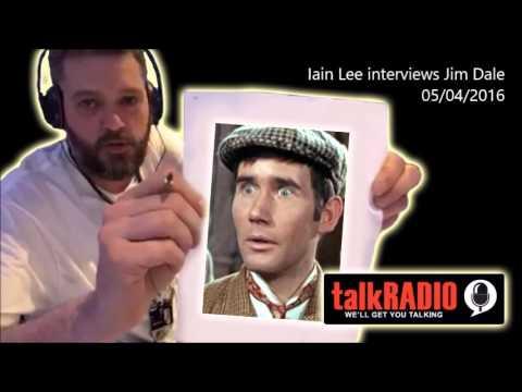 TalkRADIO - Iain Lee interviews Jim Dale - 5th April 2016