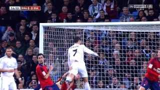 Cristiano Ronaldo vs Osasuna (Home) 13-14 HD 720p By Andre7 (CdR)
