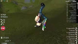ROBLOX Broken Bones IV: Don't hit your head