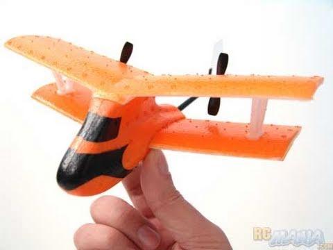 Air Hogs Aero Ace Original Foam RC Biplane