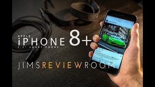 Apple iPhone 8 Plus REVIEW & Versus Samsung S8+  !