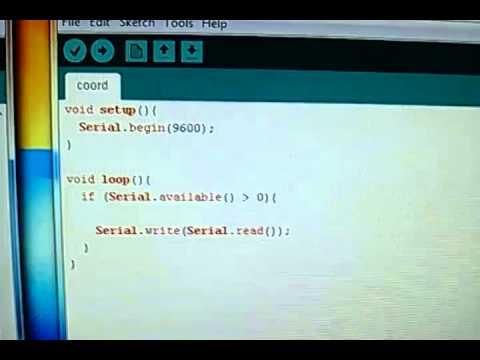 Xbee/Zigbee Serial Communications With Arduino Part 1/2