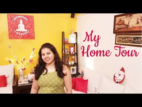 My Updated Indian House Tour | Organised Indian house tour and decoration | Maitreyee's Passion