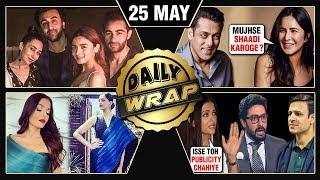 Aishwarya COPIES Sonam Katrina Proposes Salman Ranbir Alia s Dinner Top 10 News
