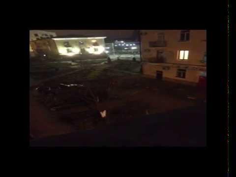 Столкновения Грозный, Чечня, муджахиды. Соьлжа Г1ала Grozny Chechnya 4.12.2014