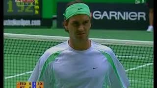 AO 2006 R1 - Federer vs Istomin