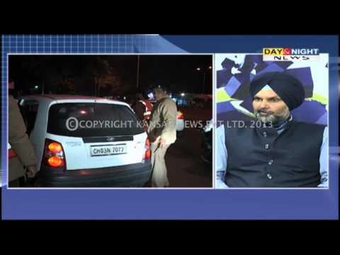 Day & Night - Breakfast News - Chandigarh SSP Naunihal Singh