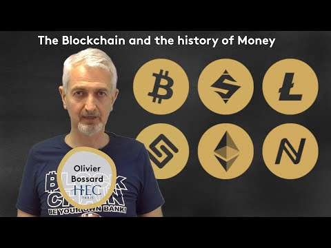 From Barter To Blockchain: The History Of Money With HEC Prof. Olivier Bossard #Ep1