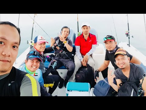 Fujairah Offshore/Light Casting and Vertical Jigging/ Little Ma Lighten Jig
