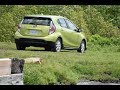 2017 Toyota Prius c Technology Package Test Drive