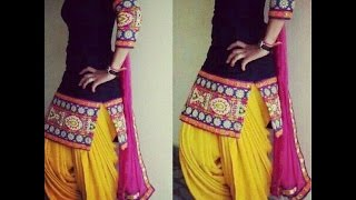 Top Beautiful PUNJABI PATIALA SUITS Designs