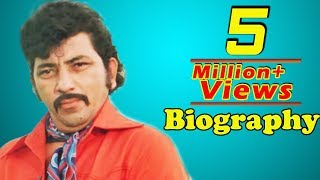 Amjad Khan - Biography