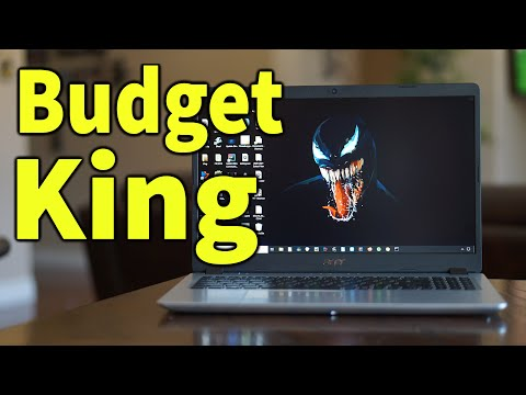 Acer Aspire 5 Slim Laptop: 1-Year Review. The Best Budget Laptop of 2020? (Ryzen 3 3200U)