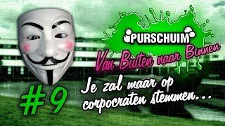 PURSCHUIM #09   Je zal maar op corpocraten stemmen