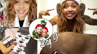 Running around london, Shopping & Haul! ❄ Vlogmas 9 Thumbnail