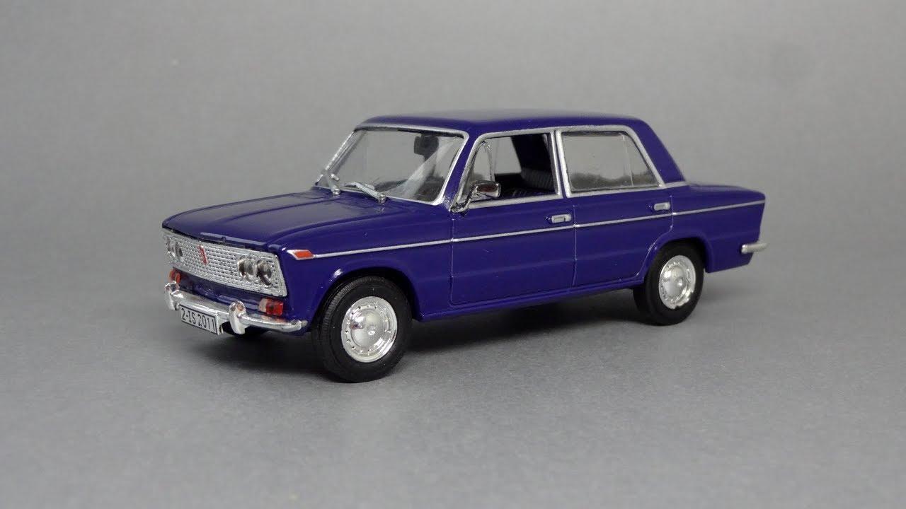 Коллекционные модели автомобилей в масштабе 1:43 производства оао