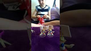 Обзор игрушка Забивака FIFA 2018 Обзор, игрушка.