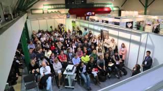 Видеосюжет о международной выставке ''Реклама-2014'' в ЦВК ''Экспоцентр''