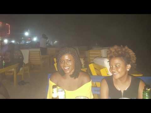 🇬🇭GHANA VLOG 4: A day at Labadi beach.