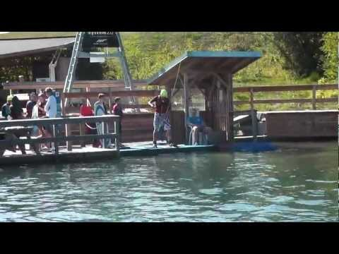 Wakeboarding Raley and