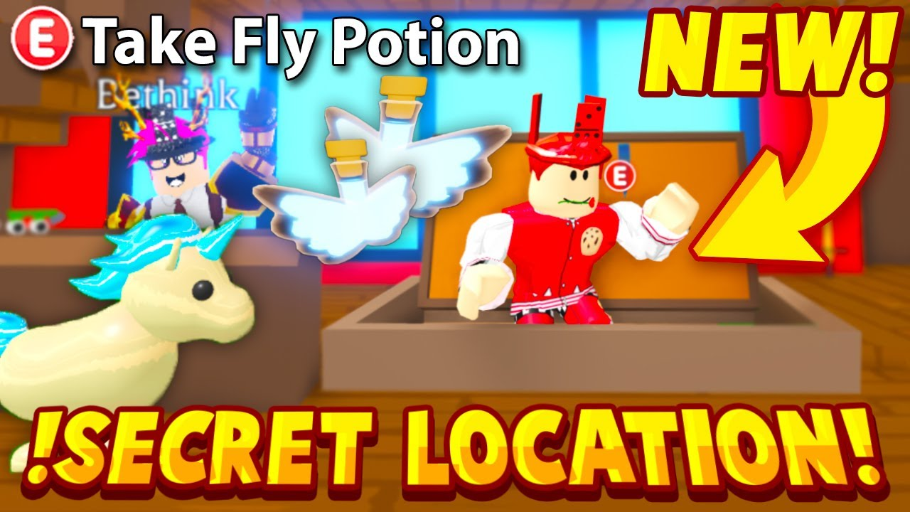 This SECRET LOCATION Gives FREE Legendary Dream Pets In Adopt Me!? (Roblox) Testing Hacks 2020