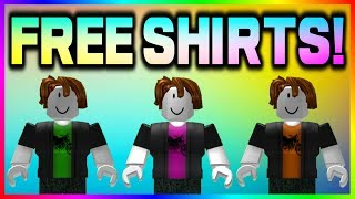 Get ANY COLOR Motorcycle Shirt! FOR FREE! (NO ROBUX OR BC)