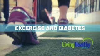 Exercise and Diabetes | Living Healthy Chicago