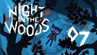 Night in the Woods (Napisy PL) #7 - Biblioteka (Gameplay PL / Zagrajmy w)