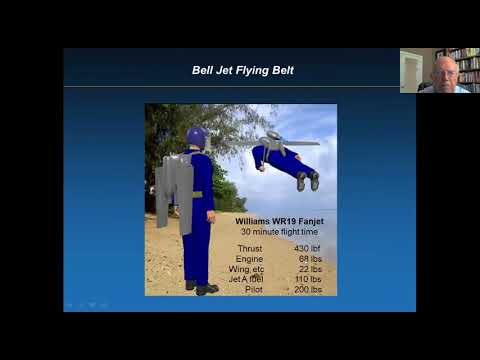 Master Lecture: Vertical Flight and Powered Lift