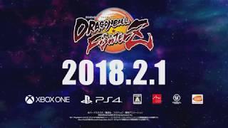 Dragon Ball Fighters Z Trailer Audio Latino
