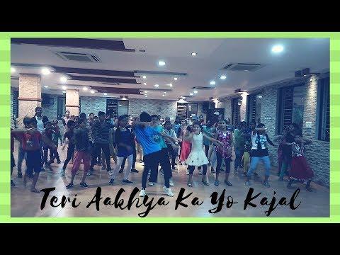 Teri Aakhya Ka Yo Kajal Song Workshop|Dance By|Yashwant Jds|New Haryanvi Song 2018..