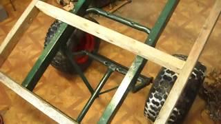 Garden Tractor Cart Pt.5