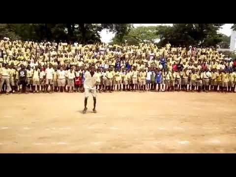 Accra Academy dance