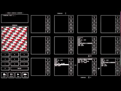 TIS-100 Wave animation