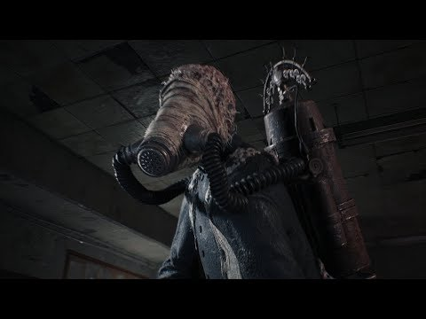 O 'Neil Fired Up(3rd Boss Battle)[The Evil Within 2]