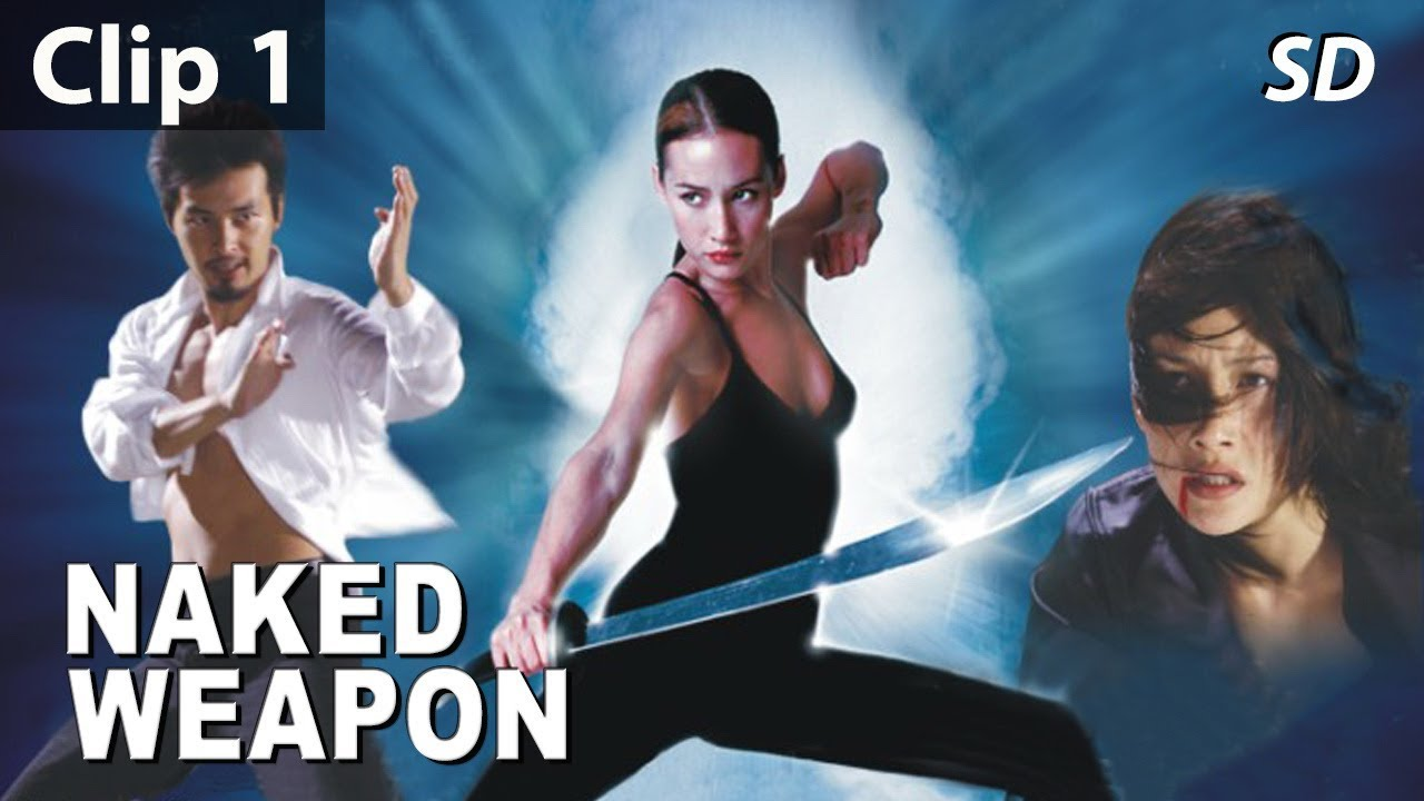 Best Action Movies Naked Weapon 2002 赤裸特工 Full Movies HD