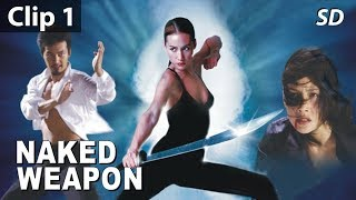 Intro Fight Scene - Naked Weapon | English Movies 2019 Full Movie | New Action Movies 2019