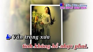 Bông Ô Môi Karaoke - Nhạc Trữ Tình Diệu Thắm Full Beat HD