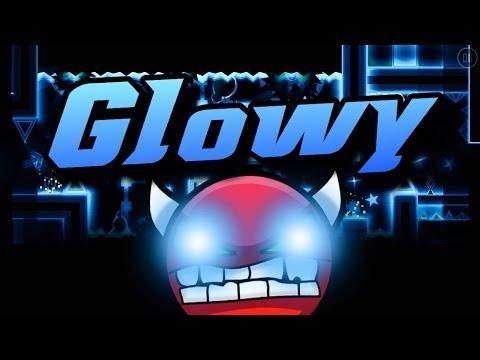 GD WORLD RECORD?!?! - GLOWY (AV) - FULL LEVEL - by Rob Buck (Help of Sunnet!)